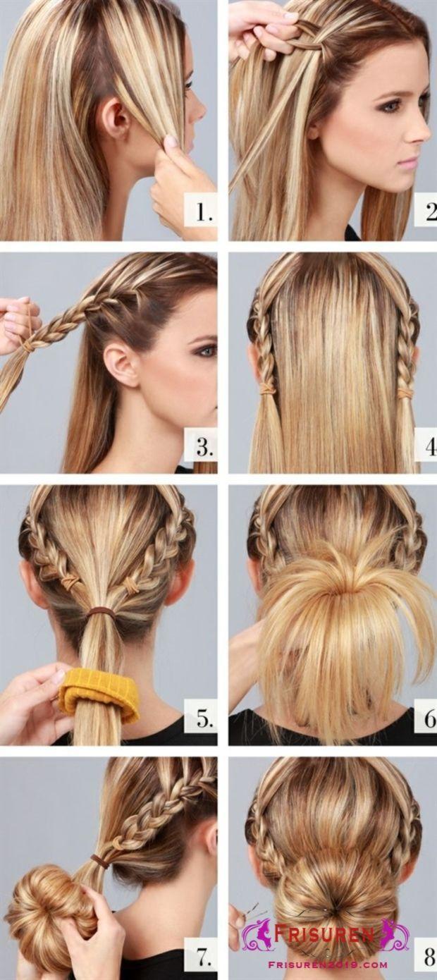 Oktoberfest Hairstyles Instructions Frisuren Lange Haare