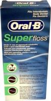 ORAL-B #SEDA SUPERFLOSS 50MTS