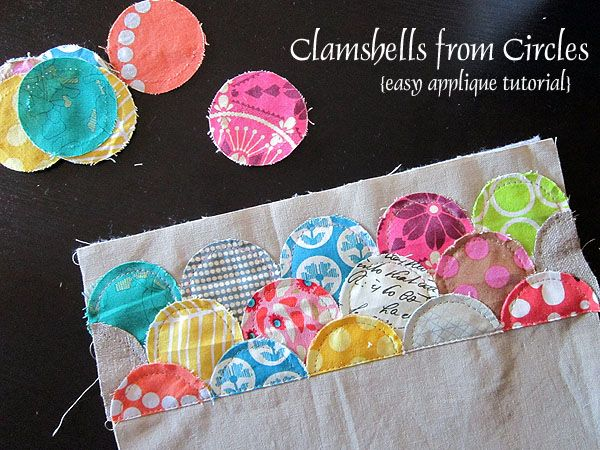 Hello friends! Yesterday, while I was down with the flu, I had clamshells on the mind. I...