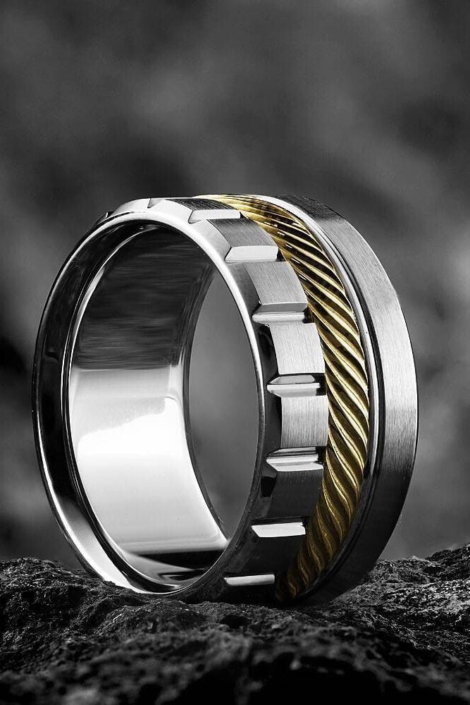 Wedding Rings For Men Best Of Incredible Mens Skull Wedding Band By Kiel Marvin Also More Ideas Like We Tungsten Wedding Bands Mens Wedding Rings Rings For Men