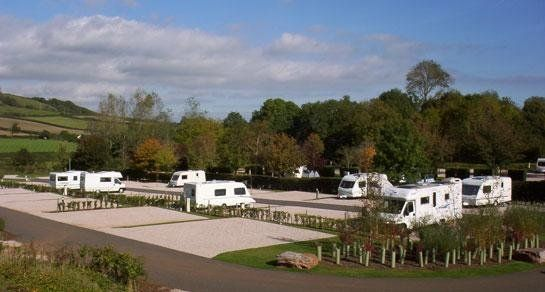 Ramslade Caravan Club Site is nestled attractively between the River Dart and the coast offering facilities that won't disappoint. This caravan park affords beautiful hillside views from most of its pitches and is only a mile from Stoke Gabriel.
