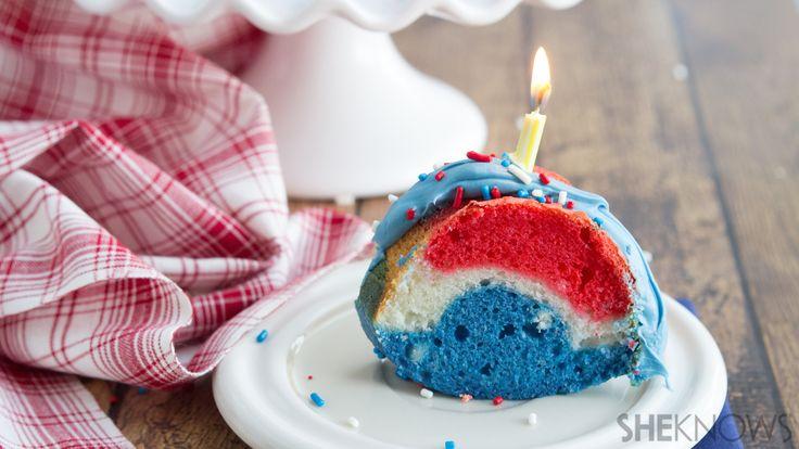 Firecracker bundt cake: Bundt Cakes, Firecracker Bundt, Articles, Food ...
