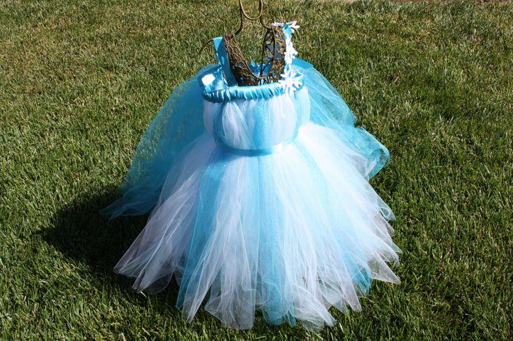 Elsa dress, frozen dress, disney elsa dress, frozen elsa dress, disney princess dress, disney dresses for girls, ice dress, blue dress by CoutureTutusForYou on Etsy