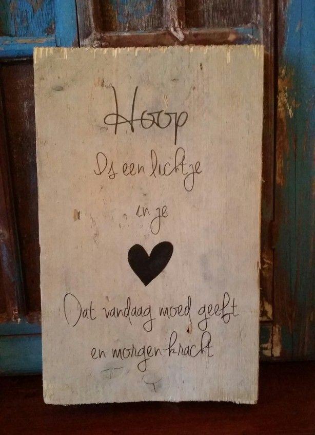 Citaten Van Hoop : Beste ideeën over citaten hoop op pinterest
