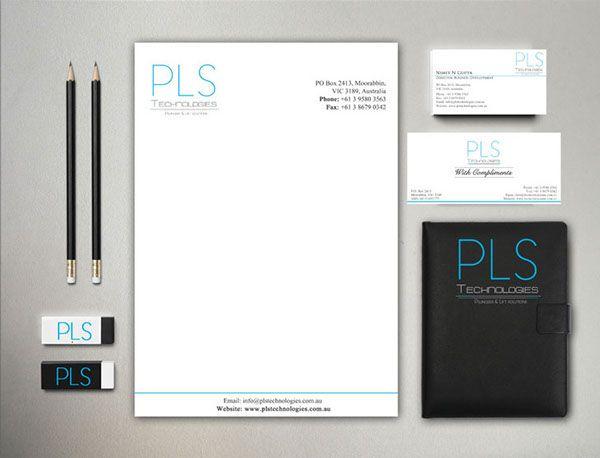 Branding Logo Printing Stuffs - Kop Surat Desain Elegan