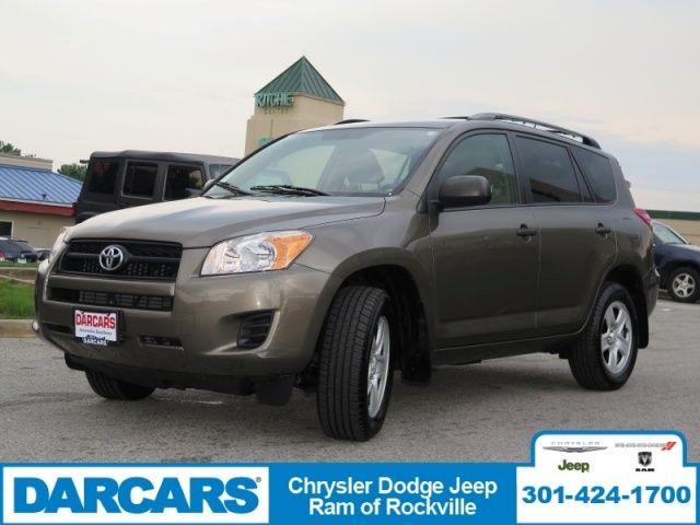 Used 2011 Toyota RAV4 For Sale | Rockville MD | 13.9k, 39k miles 2T3BF4DV5BW164153