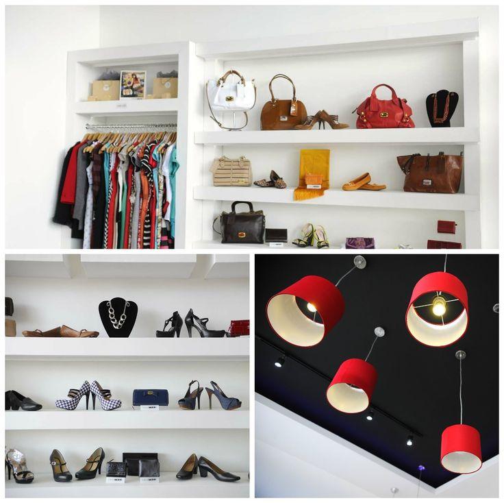 La tienda de ropa y zapatos NMODA es un espacio acogedor ...