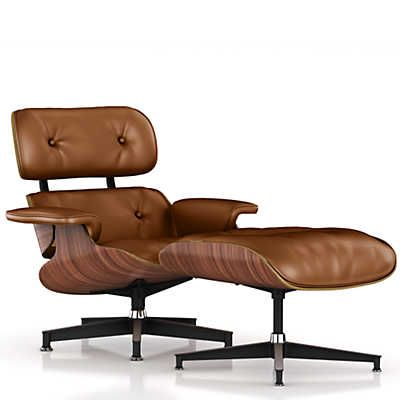 Show details for Eames Lounge Chair and Ottoman by Herman Miller