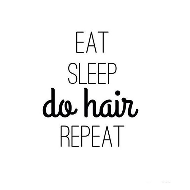 Happy Wednesday!  love this @hairbygeorgiebarr #americansalon