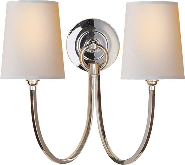 reed double sconce bathroom sconceshallway sconcesbathroom lightingmaster - Double Sconce Bathroom Lighting