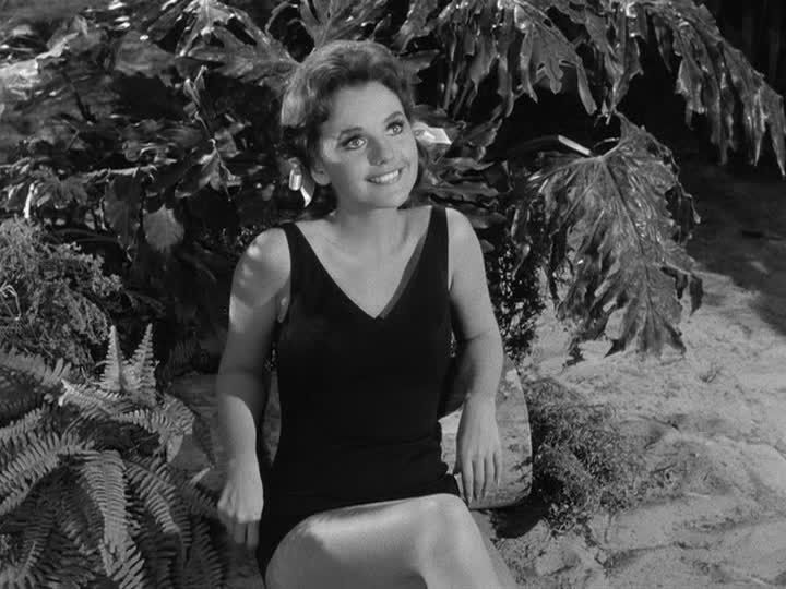 Dawn wells as mary ann here against