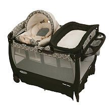 Graco Pack 'n Play with Cuddle Cove Rocking Seat Play Yard - Rittenhouse