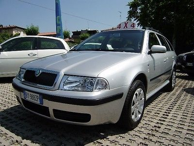Skoda Octavia 1.9 TDI/101 CV cat Wag. 4x4 ELEGANCE as Estate Car in Vignola - Modena - MO