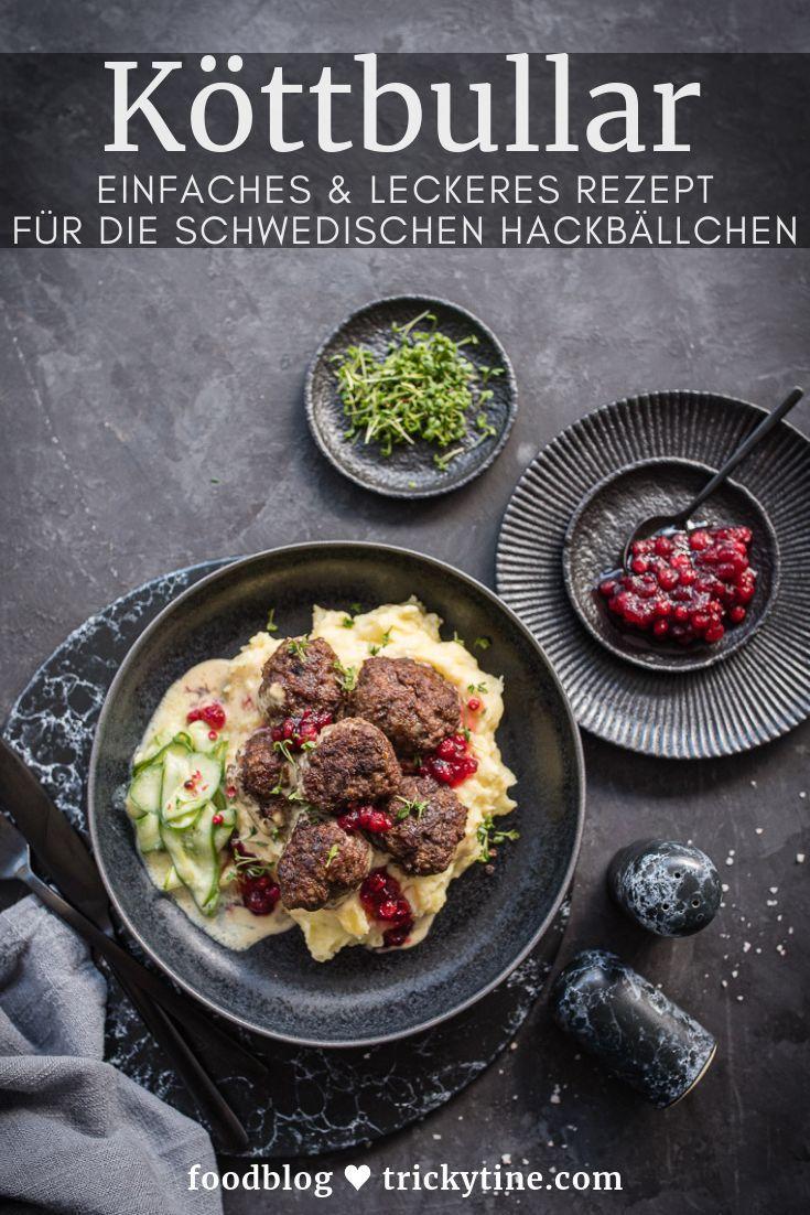 Kottbullar Love Das Rezept Fur Kostliche Schwedische Hackfleischballchen Rezepte Kottbullar Rezept Lecker