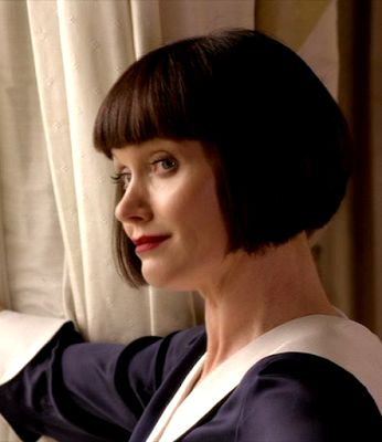 miss fisher haircut 100 ideas to try about essie davis pearl earrings