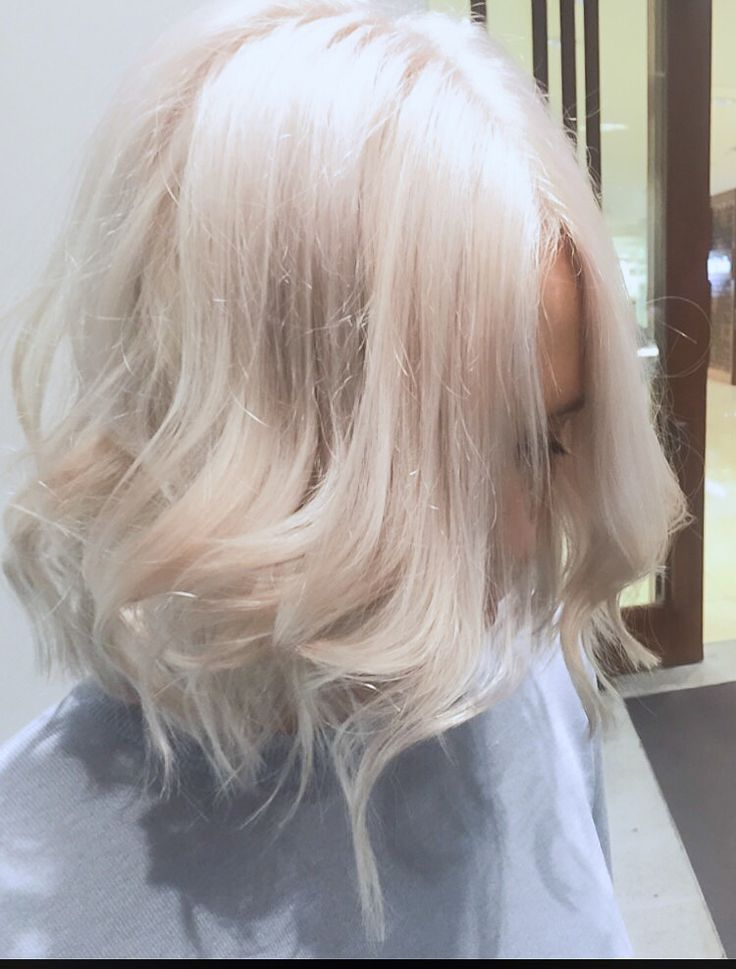 Platinum Blonde  By Fiona / Lucespace