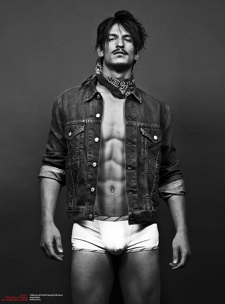 LAffranchi | Jarrod Scott for Vogue Hommes International