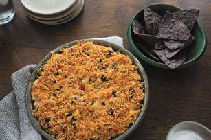 Smokey Black Bean Dip recipe-sounds yummy!  Will definitely try!