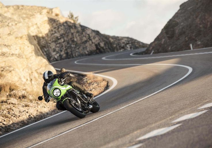 Kawasaki Ninja Z900RS Cafe Brings Modern to Retro - Asphalt & Rubber
