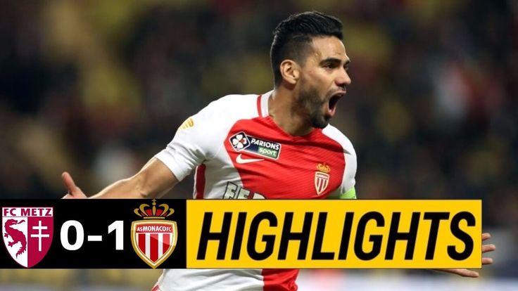 VIDEO: Metz 0-1 Monaco