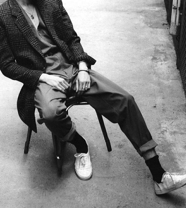 Weekend #outfit musings  // Louis de Castro for Encens magazine; shot by Francesco Brigida
