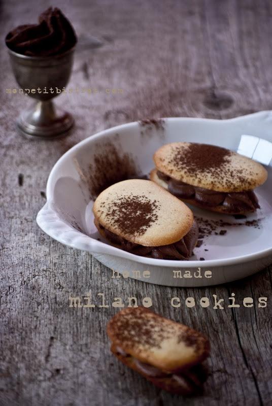 homemade milano cookies | FOOD!!! | Pinterest