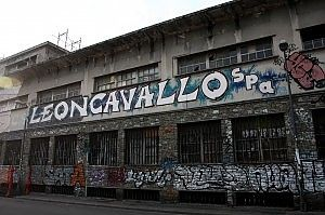Leoncavallo, Milano, Italy