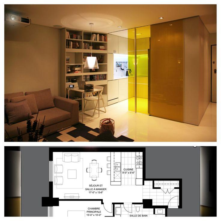 53 best muji images on pinterest layout design men fashion and menswear - Closed kitchen design ...