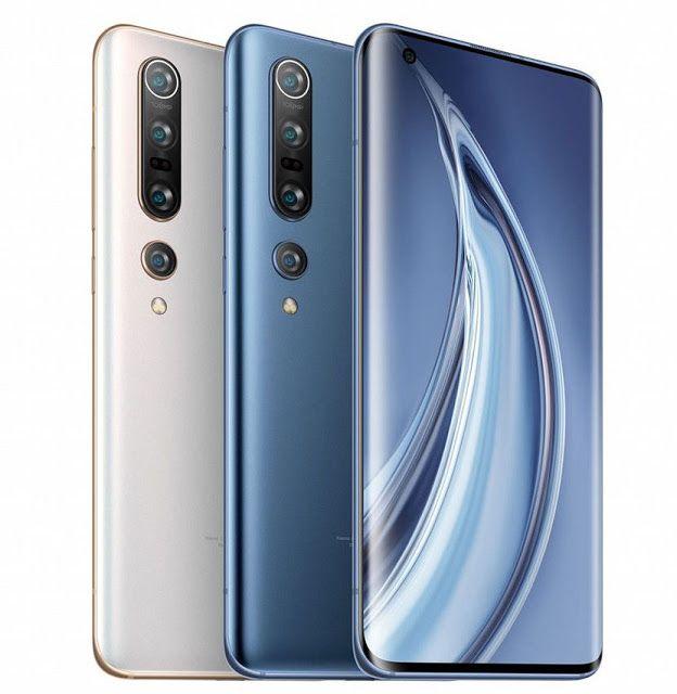 الإعلان رسميا عن هواتف شاومي Mi 10 وmi 10 Pro بمعالج Snapdragon