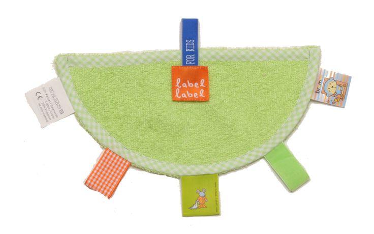 Label-Label knuffeldoekje speen lime-groen http://www.tuttelwinkel.nl/Knuffeldoekjes/label-label-knuffeldoekje-speen-lime-groen.html