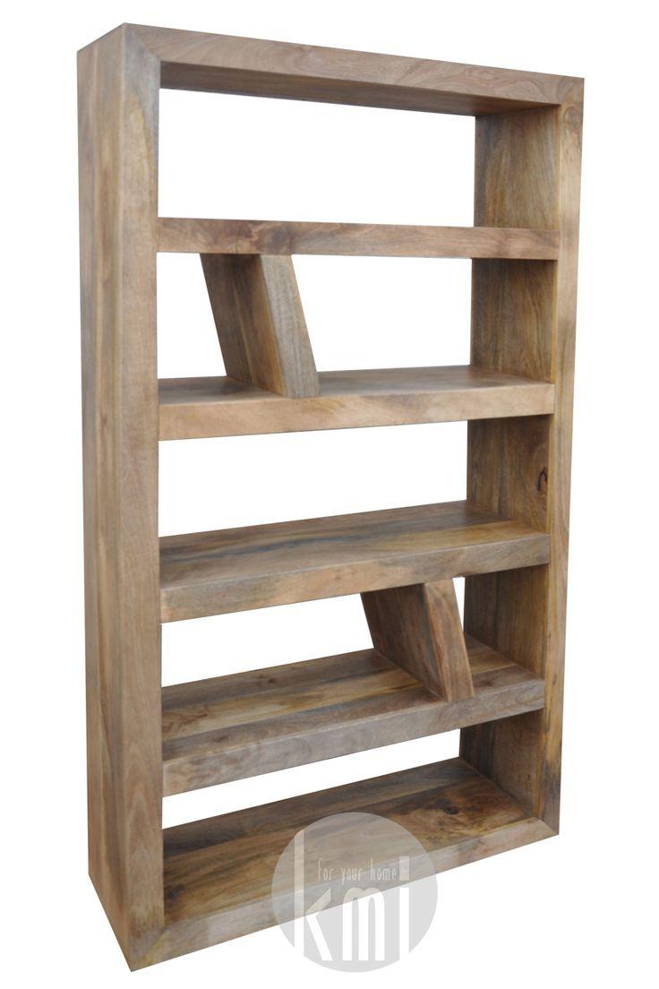 """Meble z kolekcji """"Mango"""" zachwycają przede wszystkim prostotą i funkcjonalnością. Ich ponadczasowy kształt odnajdzie się zarówno w surowym lofcie jak i w klasycznym salonie. Jasne drewno naturalnie wpisze się w klimat otoczenia. #meblekolonialne  to połączenie szlachetnych materiałów i praktycznego wzornictwa. http://bit.ly/1uvJx2b"""