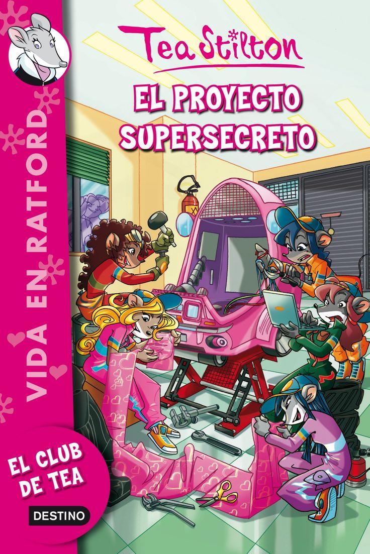 """""""El proyecto supersecreto"""" 18. Alma."""
