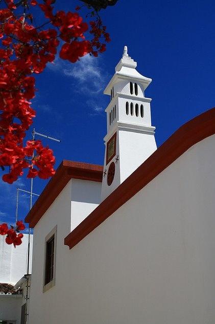 Algarve typical chimney - Algarve — PORTUGAL