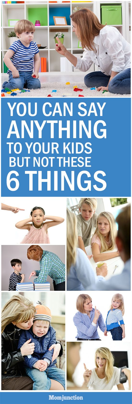 Isn't driving a point home one of the trickiest things to do when you talk to your children? Clichéd words and principles will never make them understand what you try to tell them or what you expect of them.