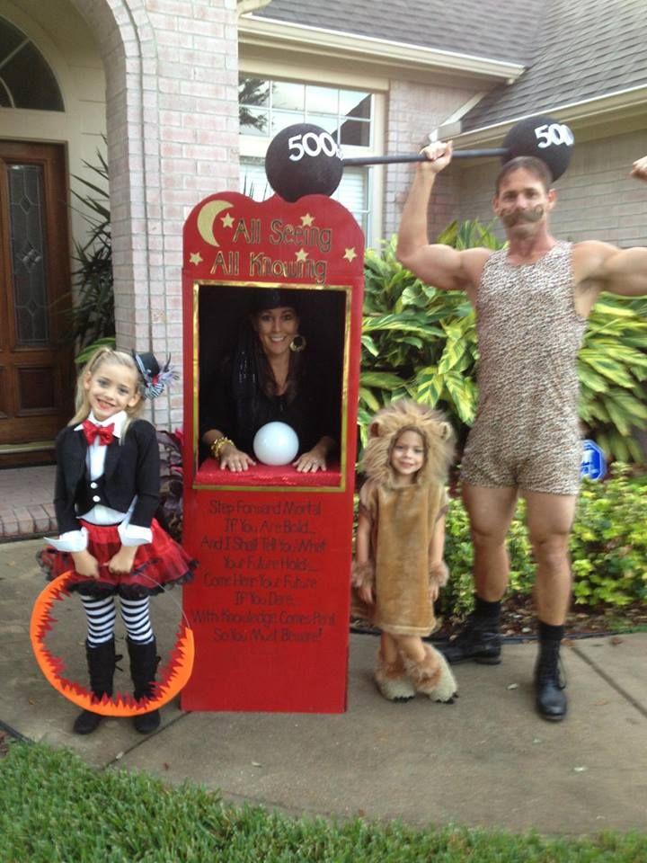 Circus Family Costume                                                                                                                                                                                 More