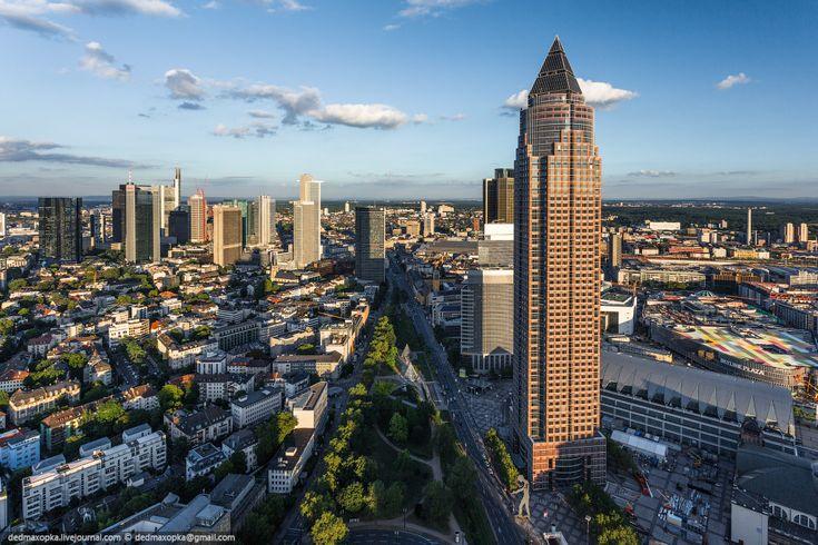 Frankfurt am Main - Eurotrip 2013