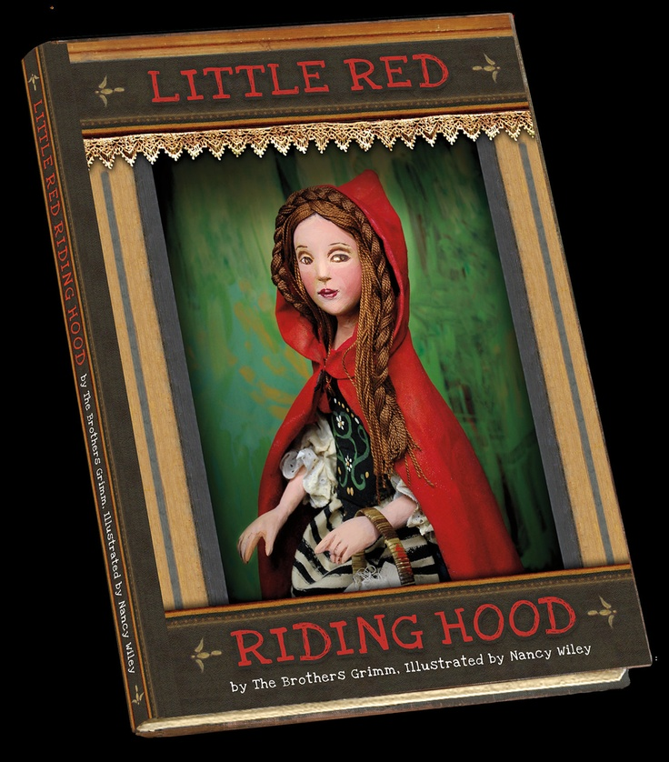A literary analysis of the little red riding hood