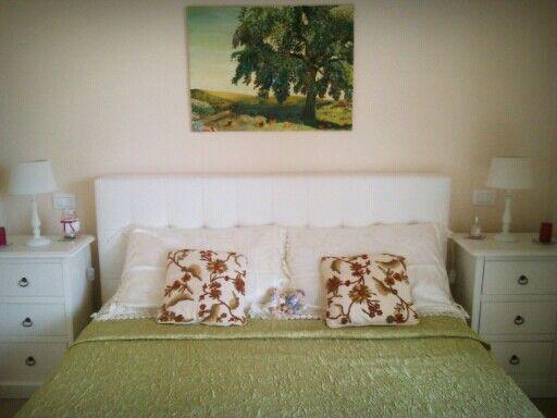 Shabby chic bedroom - camera da letto