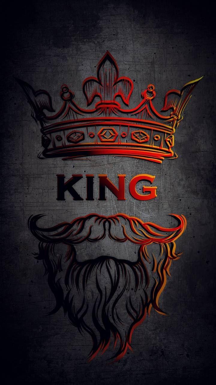 King Royal Image Wallpaper By Atulsaikjm C7 Free On Zedge Dark Phone Wallpapers Beard Wallpaper Black Wallpaper Iphone Dark