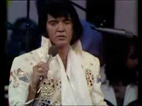 Elvis Presley An American Trilogy Live Hawaii - I loved him so much! There was only one king and he was IT!