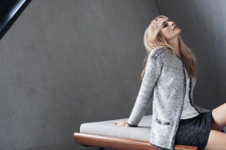 Poppy Delevingne in VERO MODA Autumn collection @Veronica MODA