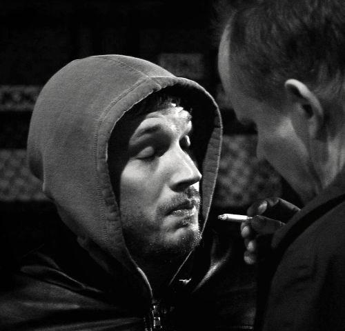 Tom Hardy as Pierre Jackson   WAZ - W DELTA Z aka The Killing Gene (2007)
