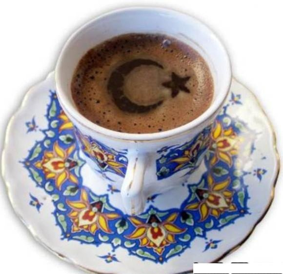 Turkish coffee @Dana Curtis Roark Do you remember getting this when we got our tattoos together?