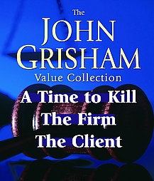 @Overstock - Three best-selling novels of legal suspense are integrated into a spoken-word collection that contains A Time to Kill, The Firm, and The Client, in which attorney Reggie Love takes on the case of a yo...http://www.overstock.com/Books-Movies-Music-Games/The-John-Grisham-Value-Collection/731165/product.html?CID=214117 $26.66