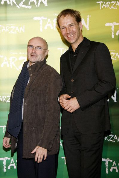 Phil Collins Photos Photos: Celebrities Attending One Year