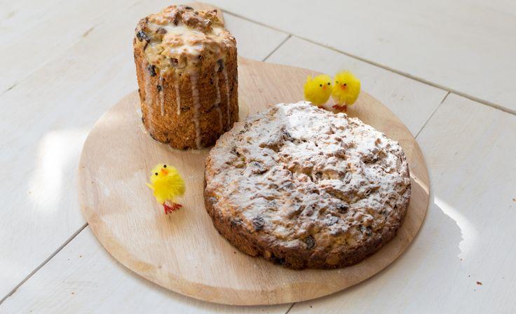 Hier vind je een eenvoudig en duidelijk recept voor koelitsj, een heerlijk Russisch paasbrood met zuidvruchten en noten. Lekker voor de paasbrunch!