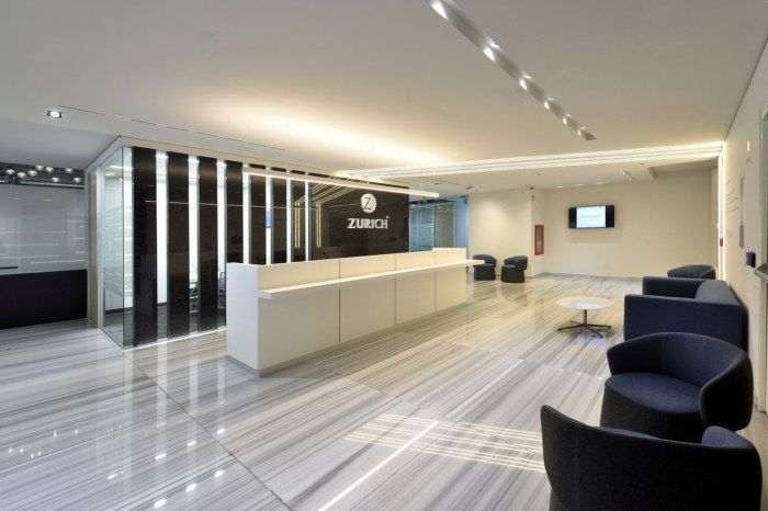 Office Tour Insurance Company Offices Mexico City