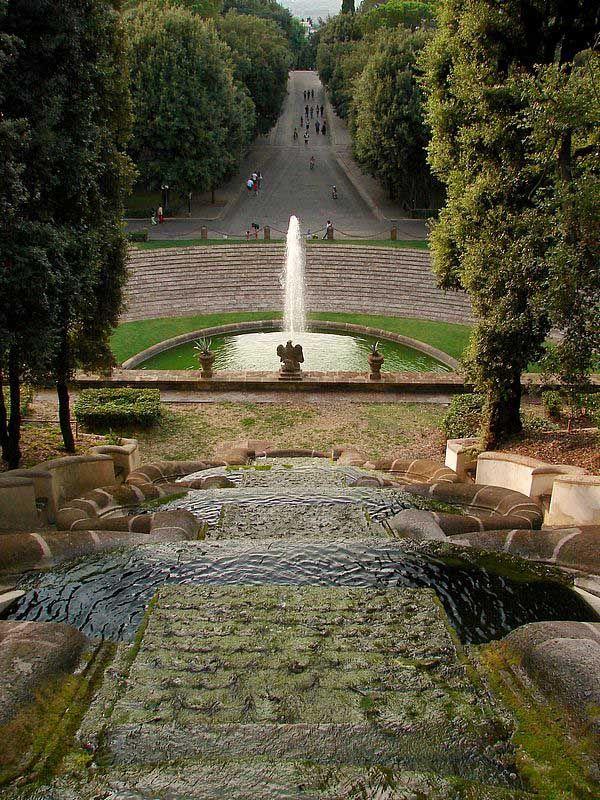 Villa Torlonia, Frascati, Rome Copyright: Vinicio Tullio