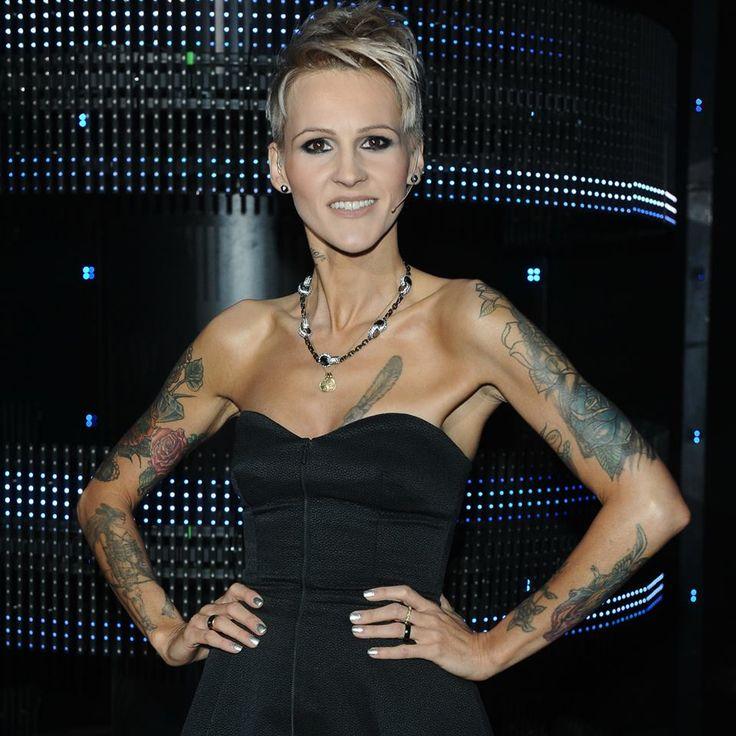 Agnieszka Chylińska -piosenkarka,jurorka w programach TVN