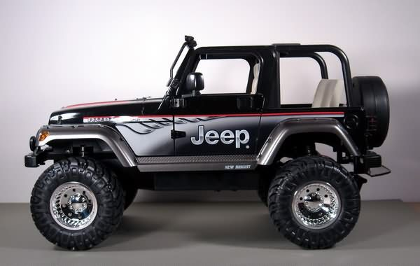 Best Winch For Jeep Wrangler >> New Bright Jeep Wrangler Rubicon | RC Stuff | Pinterest | Wrangler rubicon, Jeeps and Jeep ...